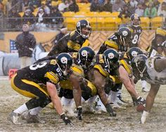 Steelers Offense Picture at Pittsburgh Steelers Photo Store