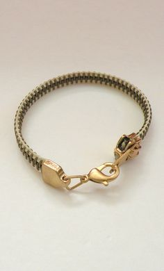 #zipper #bracelet on www.shoppublik.com