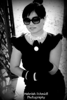 Themed Photography    Breakfast at Tiffany's