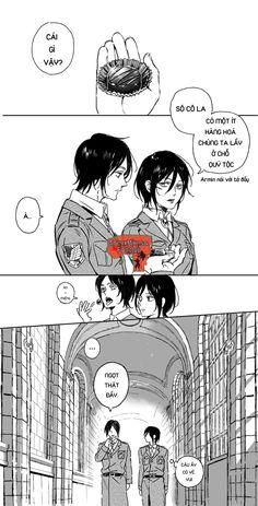 Anime Ninja, Eren And Mikasa, Eremika, Pick Up Lines, Titans Anime, Attack On Titan Anime, Geek Stuff, Amor, Pickup Lines