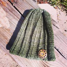 Cozy handmade hat -