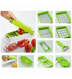 Onlinesbuys: Nicer Dicer Plus Chopper