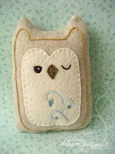 owl for Emily | by merwing✿little dear