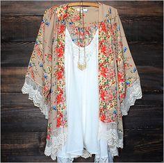 Bloom Kimono - 4princessmumma