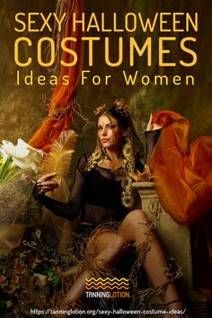 Sexy Halloween Costume Ideas For Women | The majority of the best women Halloween costumes show off a lot of skin, so make sure your skin glows by getting a beautiful tan. Take your pick now and transform into a look that nails the sexy spirit of Halloween 2018! Sexy Halloween Costumes, Women Halloween, Halloween 2018, Spirit Halloween, Fashion Fashion, Fashion Beauty, Beauty Blogs, Fair Skin, Glowing Skin