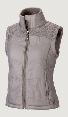 ISIS Bliss Vest: making me wish for snowflakes!