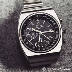 """Heritage Piece - Omega Speedmaster 125 - find it now at www.watchxchange.london #watch_xchange_london"""
