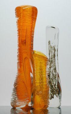 Mosaic Art, Mosaic Glass, Glass Art, Mosaics, Art Of Beauty, Galerie D'art, Rouen, Orange Zest, Hand Blown Glass