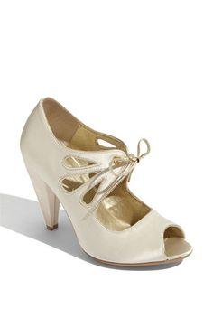 Vintage Bridesmaid Shoes