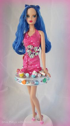 "Katy Perry ""California Gurls"" by Still Plays With Dolls, via Flickr"