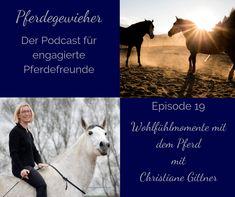 In dieser Episode des Pferdegewieher-Podcasts erklärt Christiane Gittner, wie du die Zeit mit deinem Pferd stressfrei genießen kannst. Horses, Animals, Horse Feed, Horseback Riding, Animales, Animaux, Horse, Animal Memes, Animal