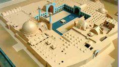 Mezquita de Yameh. Isfahán (Irán), siglos VIII-XI. Es un modelo de mezquita-madrasa. En cada uno de los 4 iwanes se impartía una de las cuatro escuelas jurídicas ortodoxas del Islam.