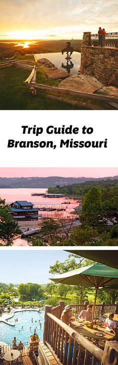 Fun on the water balances shows and shopping at Branson's strip. Trip guide: http://www.midwestliving.com/travel/missouri/branson/branson-trip-guide/