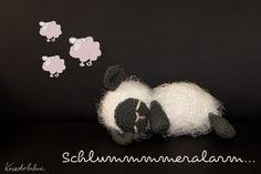 Schlafendes Schaf-Kuscheltier