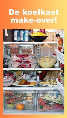 De koelkast make-over! #WeightWatchers