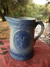 antique blue primitives   eBay