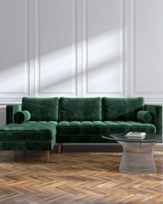 Sit back in contemporary and mid-century modern sofas and sectionals. Mid Century Living Room, Mid Century Modern Living Room, Mid Century Modern Decor, Mid Century House, Mid Century Interior Design, Living Room Vintage, Mid Century Style, Mid Century Design, Design Living Room