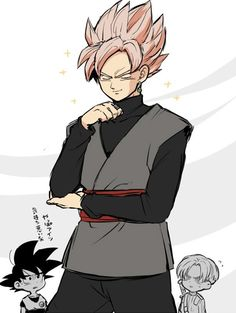 pixiv is an illustration community service where you can post and enjoy creative work. A large variety of work is uploaded, and user-organized contests are frequently held as well. Son Goku, Goku And Vegeta, Black Goku, Black Queen, Dragon Ball Z, Dragonball Super, Zamasu Black, Dbz Characters, Saint Seiya