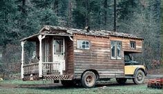 truck houses