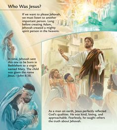 Jehovah sent Jesus to earth. 1 John 4:9. ✵ READ ✵ WATCH ✵ LISTEN✵ DOWNLOAD ✵ ✵ ✵ Worldwide many people are going to JW.org to use the bible & bible based study aids. ✵ ✵ They are available in 300+ languages (sign languages included). ✵ ✵ These tools are available to read, watch, listen & download. ✵ ✵ These aids are designed to be used with your bible. ✵ ✵ All of these are at no charge. ✵ ✵ Free in home bible studies offered. ✵