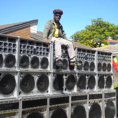 Milton Westcar's Bespoke Earthshaker Sound (Australia) #earthshaker #soundsystem #westcar #dub #roots #reggae