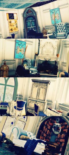 Ravenclaw Common Room, Hogwarts Castle