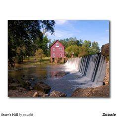 Starr's Mill Postcard