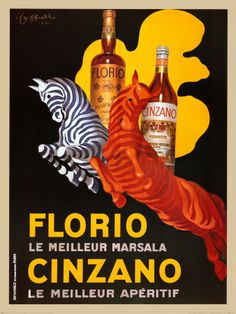 Leonetto Cappiello. My favorite ad designer.