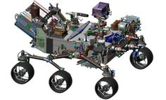 The design of NASA's Mars 2020 rover leverages many successful features of the…