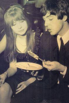Paul McCartney and Jane Asher - Paul & Jane