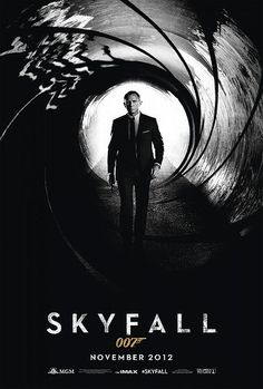 Double oh yeah....Skyfall