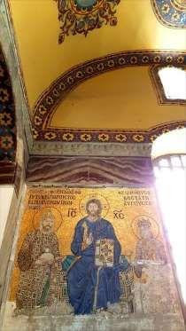 Αγία Σοφία - Κωνσταντινούπολη - Eurokinissi/LATO KLODIAN
