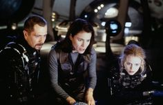 Mimi Rogers Lost in Space | ... espace - Gary Oldman - Heather Graham - Mimi Rogers Image 13 sur 14