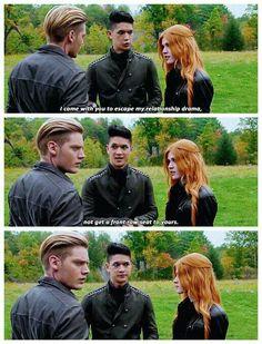 I love you Magnus