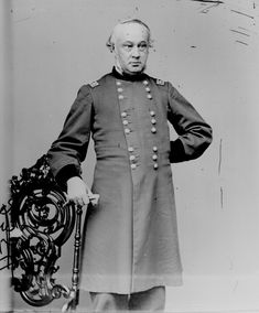Maj. Gen. Henry W.  Halleck    http://www.archives.gov/research/military/civil-war/photos/images/civil-war-165.jpg