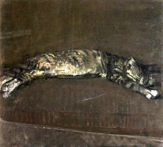 Au Fil Des Pages ...: Les Chats de Ruskin Spear