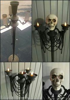 Awesome lamp post