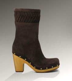 UGG Annaliza 1001309 Chocolate Boots