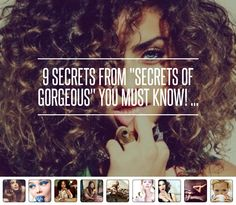 9 #Secrets from Secrets of #Gorgeous You Must Know! ... → #Beauty #Boiled