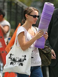Cool, hip, funky, and trendy...just like Natalie Portman!
