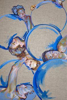 View Cristina Troufa's Artwork on Saatchi Art. Find art for sale at great prices from artists including Paintings, Photography, Sculpture, and Prints by Top Emerging Artists like Cristina Troufa. Art And Illustration, Art Inspo, Kunst Inspo, Ap Studio Art, Portfolio D'art, Studios D'art, L'art Du Portrait, Portraits, Abstract Portrait