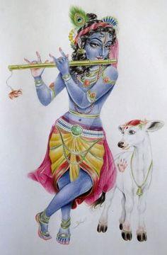 Govinda by sattvyogini
