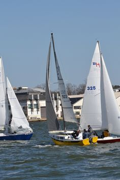 Race at Annapolis, MD