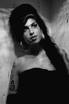 What do you think of Amy Winehouse?