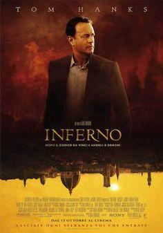 INFERNO (2016) regia di Ron Howard con Tom Hanks, Felicity Jones, Ben Foster, Omar Sy, Irrfan Khan, Sidse Babett Knudsen, Fausto Maria Sciarappa, FilmScoop.it vota e commenta film al cinema