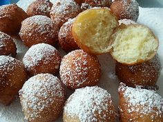 Quark balls like from the baker by laeticia Budget Freezer Meals, Cooking On A Budget, Frugal Meals, Budget Recipes, Healthy Juice Recipes, Juicer Recipes, Clean Eating Soup, Clean Eating Recipes, No Calorie Foods