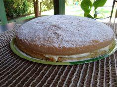 Cenerentola in Cucina: Torta paradiso