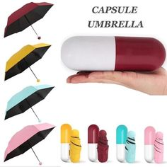 Microphone on Fire Art Custom Unique Durable Custom Foldable Umbrella