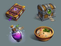 Items on Behance
