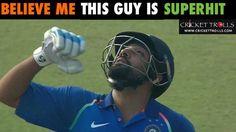 15th ODI century for Rohit Sharma #INDvNZ #3rdODI - http://ift.tt/1ZZ3e4d